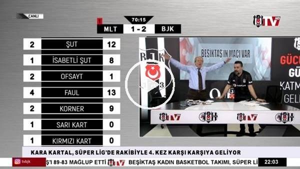 'Adem Ljajic'in golünde BJK TV spikerleri