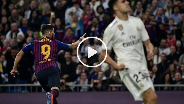 'Real Madrid 0-3 Barcelona (Maç özeti)