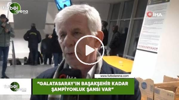 """'Cevat Güler: """"Galatasaray'ın Başakşehir kadar şampiyonluk şansı var"""""""