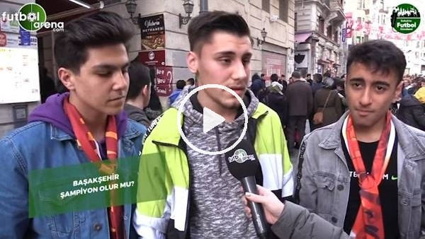 'Başakşehir bu sezon şampiyon olur mu?