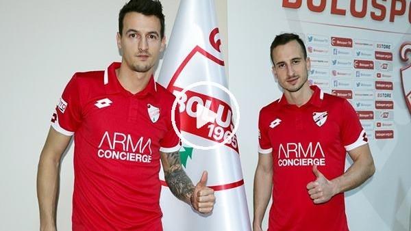 'Boluspor, Vukadinovic ve Matic Fink'i transfer etti