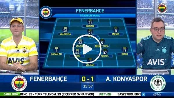 'Fofana'nın golünde FB TV spikerleri