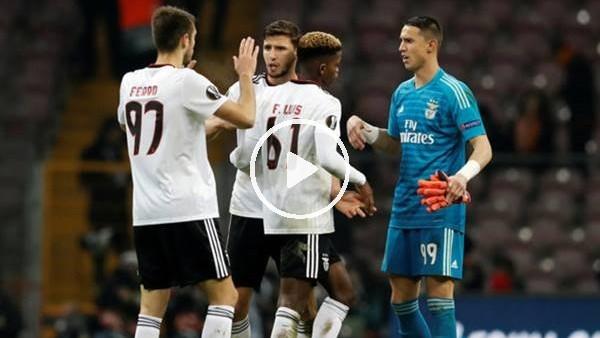 'Galatasaray'ın rakibi Benfica ligde farklı kazandı