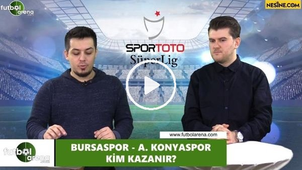 'Bursapor - Konyaspor maçını kim kazanır?