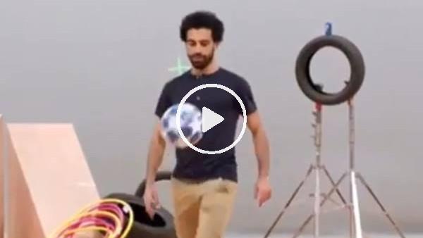 'Mohamed Salah'tan tam isabet