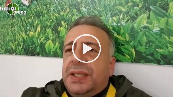 'Çaykur Rizespor - Yeni Malatyaspor maçından notlar