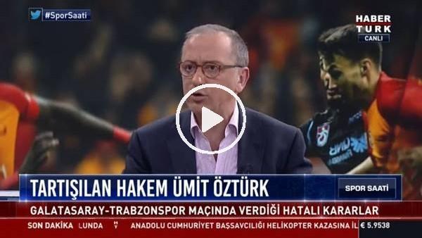"""'Fatih Altaylı'dan Ahmet Ağaoğlu'na: """"Kulüp battığı için gençlerle oynuyorsunuz...."""""""