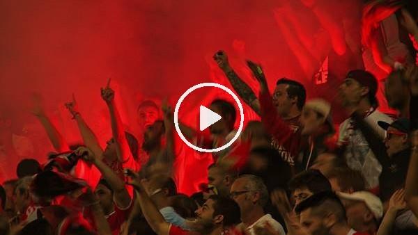'Benfica'dan Galatasaray maçı öncesi klip