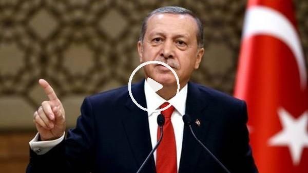 """'Cumhurbaşkanı Erdoğan'dan """"VAR"""" yorumu"""