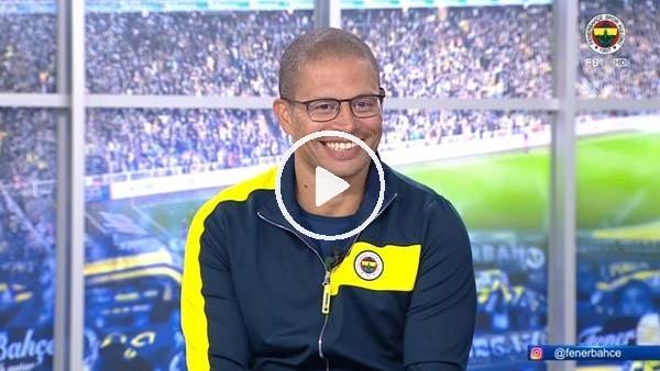 """'Alex de Souza: """"Fenerbahçe toparlanma sürecine girdi"""""""