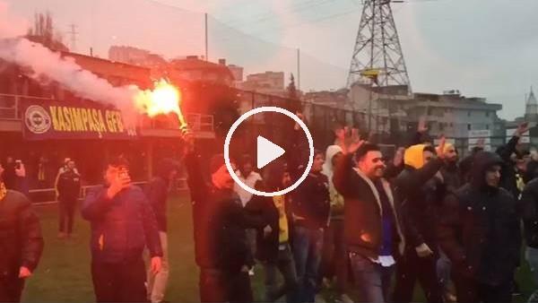 'Fenerbahçe taraftarından takıma destek ziyareti