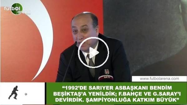 """'Aydoğan Cevahir: """"1992 yılında Beşiktaş'ın şampiyonluğuna katkım büyük"""""""