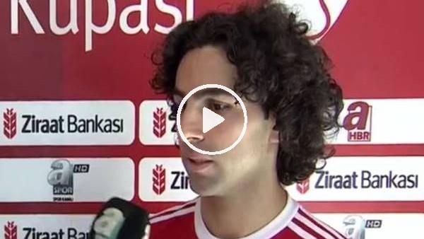 'Hataysporlu futbolcuların maç sonu açıklamaları