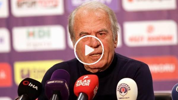 """'Mustafa Denizli: """"Gol atamıyoruz ve çok kolay gol yiyoruz"""""""