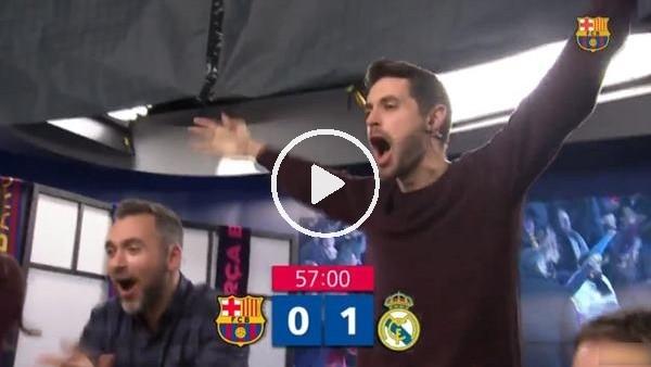 'Malcom'un golü sonrası büyük sevinç