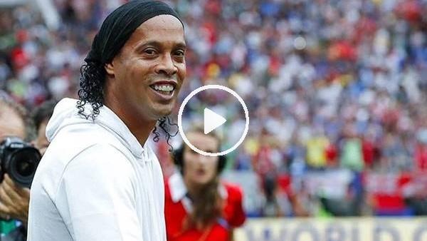 'Yıllar Ronaldinho'dan geçmiyor...
