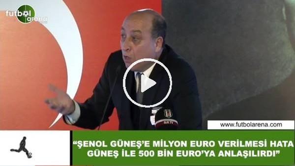 """'Aydoğan Cevahir: """"Şenol Güneş'e milyon eurolar verilmesi hata, daha az paraya anlaşılırdı"""""""