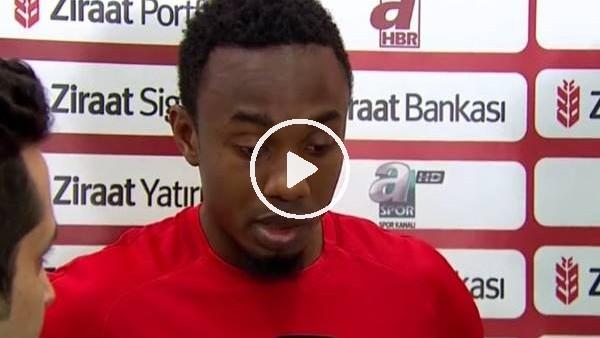 'Koita ve Josue Sa'nın maç sonu açıklamaları