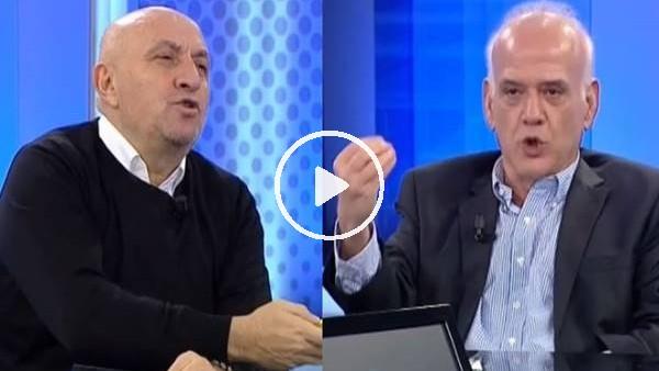 """'Sinan Engin ve Ahmet Çakar arasında """"derbicik"""" kavgası"""