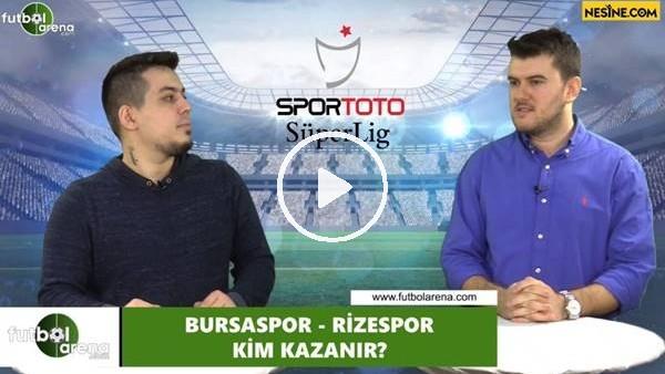 'Bursaspor - Çaykur Rizespor maçını kim kazanır?