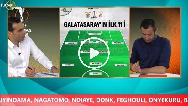 """'Cenk Özcan: """"Bugün Diagne'nin maçı olacak"""""""