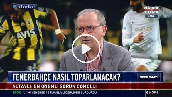 """'Fatih Altaylı: """"Slimani, Fenerbahçe takım otobüsüne muavin bile olamaz"""""""