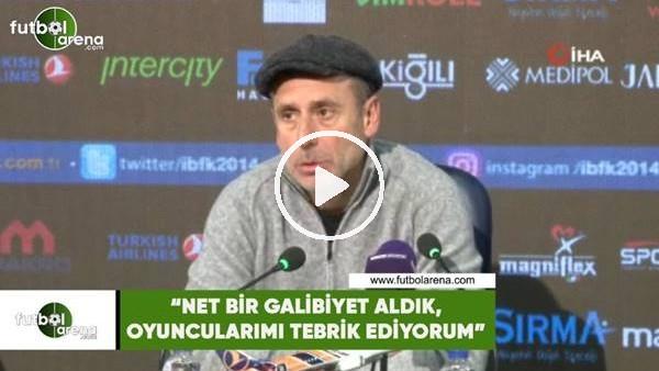 """Abdulah Avcı: """"Net bir galibiyet aldık, oyuncularımı kutluyorum"""""""