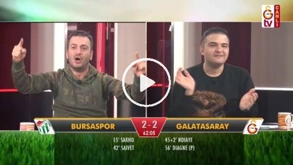 Feghouli'nin golünde GS TV spikerleri çıldırdı
