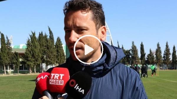 """'Cem Kavçak: """"Türkiye Kupası'nı yeniden kazanmak istiyoruz"""""""