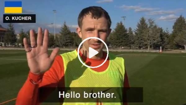 'Kayserispor 'Hello Brother' diyerek dünyaya seslendi