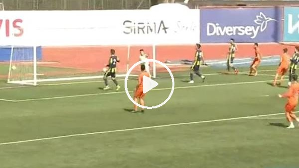 U19 Ligi'nde Başakşehir, Fenerbahçe'yi 4-1 yendi