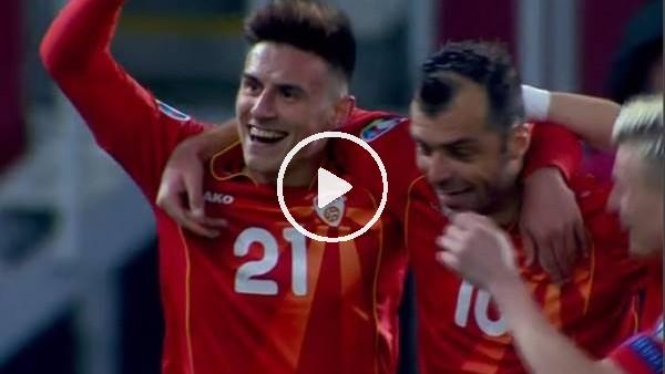 'Elif Elmas'ın Letonya maçında attığı gol