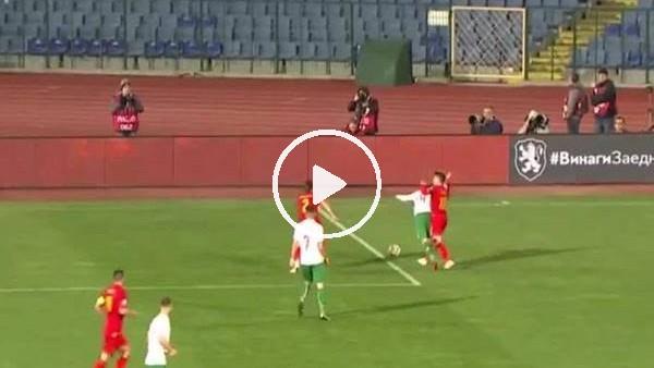 'Bulgaristan - Karadağ maçında skandal penaltı kararı