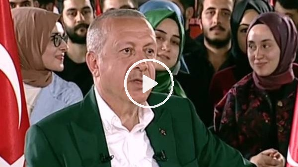 """'Recep Tayyip  Erdoğan: """"Milyon dolarlar harcanarak kurulan takımlarda netice yok"""""""