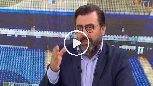 """'Emre Bol: """"Galatasaray'ın Fenerbahçe'yi Kadıköy'de yenme ihtimali sıfır"""""""