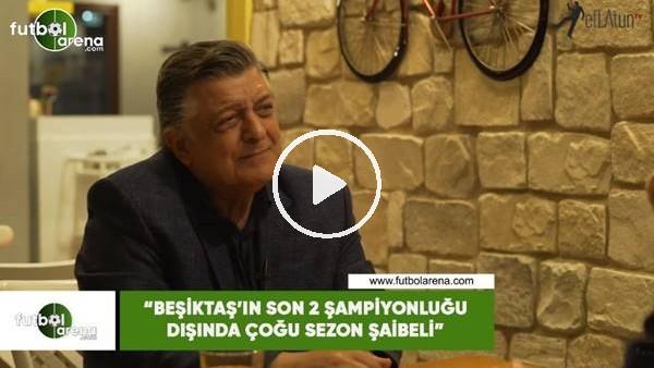 """'Yılmaz Vural: """"Beşiktaş'ın son 2 şampiyonluğu dışında çoğu sezon şaibeli"""""""