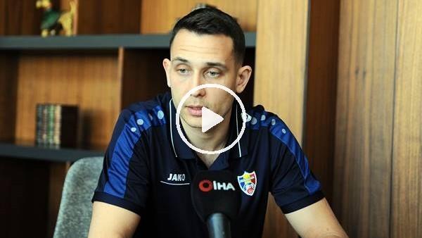 """'Cebanu: """"Başakşehir şampiyon olursa bütün Moldova sevinecektir"""""""