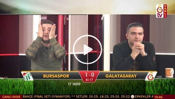 Saivet'in golünde GS TV spikerleri