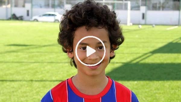 'Türkiye'de 2019 yılının en genç lisanlı futbolcusu Antalya'dan