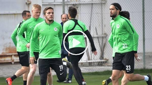 'Atiker Konyaspor'da Çaykur Rizespor maçı hazırlıkları