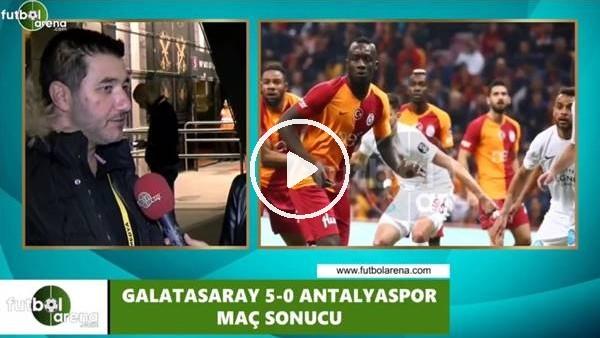 """Ali Naci Küçük: """"Galatasaray'ın şampiyonluk yarışında olması için böyle galibiyetler alması lazım"""""""