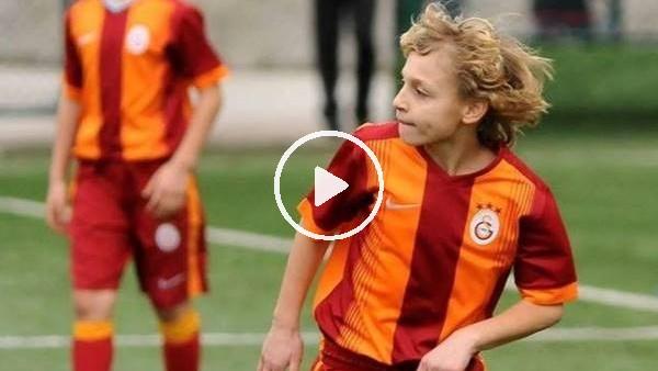 Ayhan Akman'ın oğlundan Fenerbahçe'ye muhteşem gol