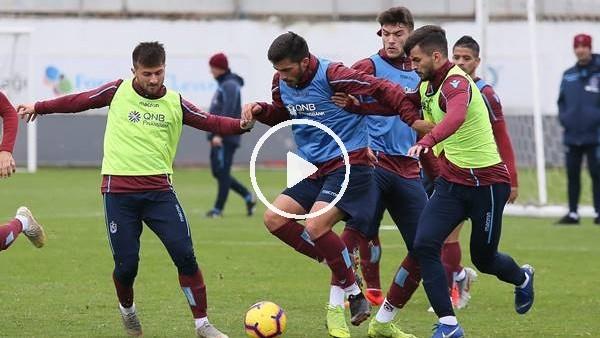 'Trabzonspor'da sakat futbolcular iyileşiyor