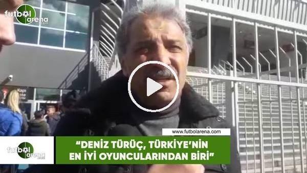"""'Erol Bedir: """"Deniz Türüç, Türkiye'nin en iyi oyuncularından biri"""""""