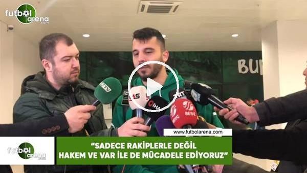 """'Aytaç Kara: """"Sadece rakiplerle değil hakem ve VAR ile de mücadele ediyoruz"""""""