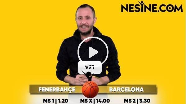 'Fenerbahçe - Barcelona TEK MAÇ Nesine'de! TIKLA & OYNA