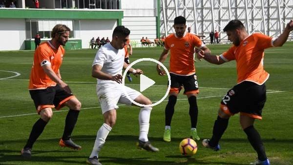 'Konyaspor hazırlık maçında Adanaspor'u 2-1 mağlup etti