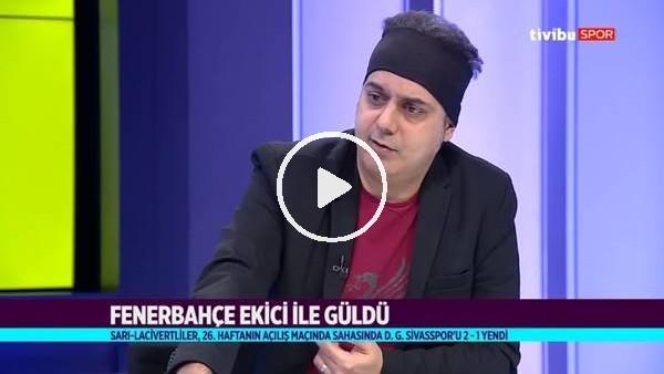 """'Ali Ece: """"Fenerbahçe'nin gol yemesi gerekiyor ki gol atsın"""""""