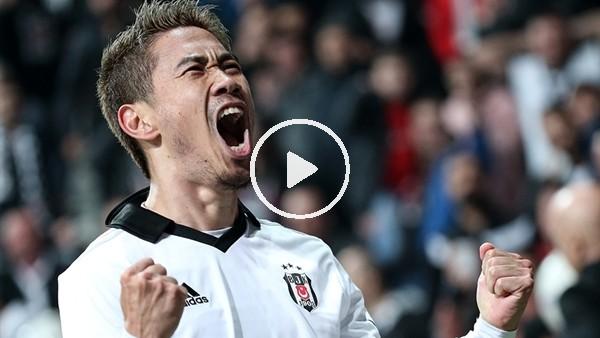 'Beşiktaş, Kagawa'nın doğum gününü kutladı