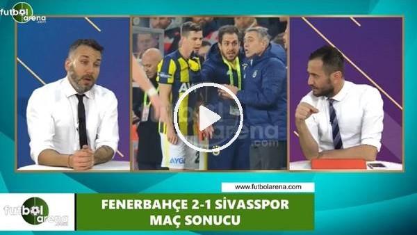 """'Aydın Cingöz: """"Fenerbahçe'nin 1-0'dan sonra reaksiyon gösterebilmesi çok önemli"""""""
